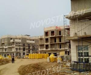 Малоэтажный ЖК «Берёзки» (Тучково): ход строительства (фото из группы «Вконтакте»)