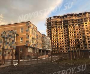 ЖК «Микояна»: ход строительства