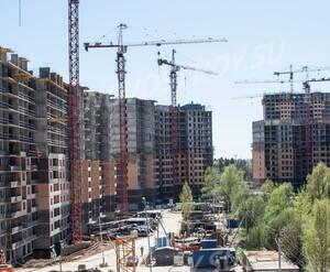 ЖК «Новоград «Павлино»: ход строительства корпуса 27