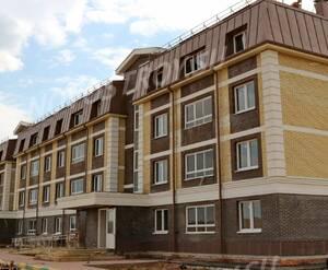 Малоэтажный ЖК «Театральный парк»: ход строительства корпуса 4