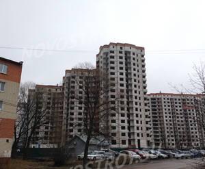 ЖК «Бородино» (Кутузово): ход строительства дома 17