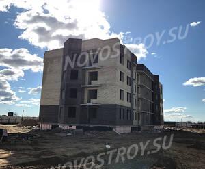 Малоэтажный ЖК «Чудеса света»: ход строительства корпуса 16