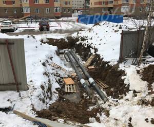 ЖК «Никольский посад»: ход строительства