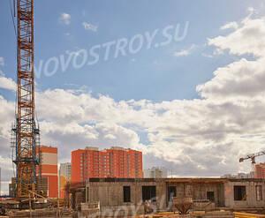 ЖК «Новая Охта. На речке»: ход строительства корпуса 2