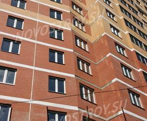 ЖК «Солнечный» (Раменское): фрагмент фасада (фото из группы «Вконтакте»)