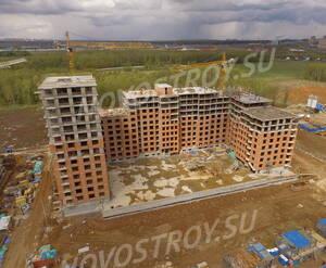 ЖК «Москвичка»: ход строительства корпуса 6