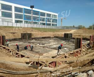 ЖК «Скандинавия»: ход строительства корпуса 1