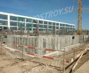 ЖК «Скандинавия»: ход строительства корпуса 2