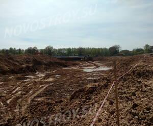 ЖК «Скандинавия»: ход строительства корпуса 12.3