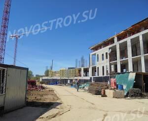 ЖК UP-квартал «Римский»: ход строительства корпуса 1