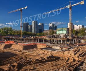 ЖК «City Park»: ход строительства (фото из группы «Вконтакте»)
