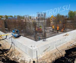ЖК «Аннино Парк»: ход строительства корпуса 5