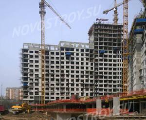ЖК «Центр Сити»: ход строительства