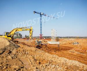ЖК «Город-событие «Лайково»: ход строительства дома 20