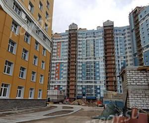 ЖК «Лондон Парк»: ход строительства корпуса 3