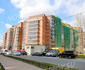 ЖК «Ostrov»: ход строительства