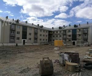 Малоэтажный ЖК «Солнечный квартет»: ход строительства 11 очереди