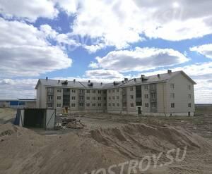 Малоэтажный ЖК «Солнечный квартет»: ход строительства 12 очереди