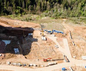 ЖК «Изумрудные холмы»: ход строительства корпуса 17