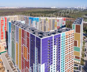 ЖК «Эталон-Сити»: общий вид (фото из группы «Вконтакте»)