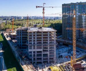 ЖК «Токио»: ход строительства (фото из группы «Вконтакте»)