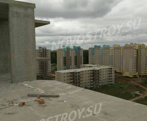 ЖК «Высокие жаворонки»: общий вид (фото из группы «Вконтакте»)