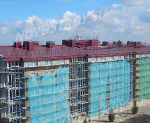 Малоэтажный ЖК «Образцовый квартал»: ход строительства