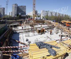 МФК «Барбарис»: ход строительства корпуса 2