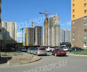 ЖК «Шушары» (Пушкинская): снимок взят с форума