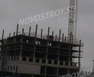 ЖК «Парнас»: ход строительства корпуса 2