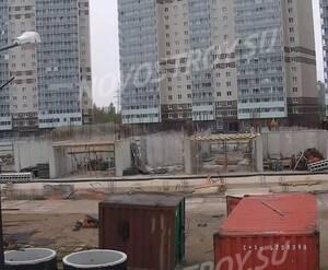 ЖК «Парнас»: ход строительства корпуса 3
