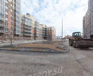 ЖК «Юнтолово»: ход строительства 3 очереди