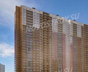 ЖК «Шуваловский»: ход строительства корпуса 7