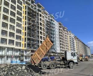 ЖК «Солнечный город»: снимок взят с форума