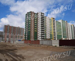 ЖК «GreenЛандия»: ход строительства 2 очереди с форума