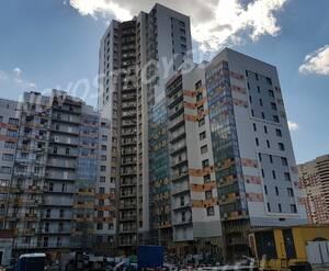 ЖК «Триумф Парк»: ход строительства 2 этапа из группы Вконтакте