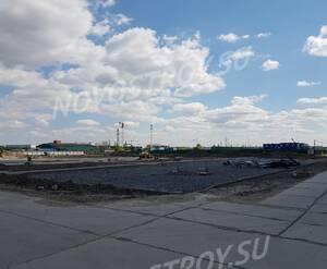 ЖК «Триумф Парк»: ход строительства 4 очереди из группы Вконтакте
