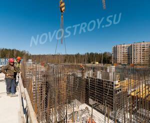ЖК «Ломоносовъ» (Петродворцовый): ход строительства корпуса 2