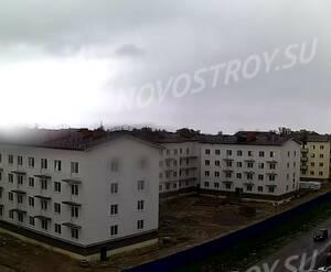 Малоэтажный ЖК «Щегловская усадьба»: ход строительства дома 4,5