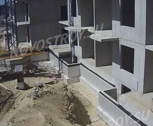 Малоэтажный ЖК «Горки Парк»: ход строительства