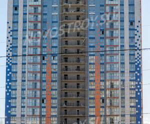 ЖК «Сириус»: ход строительства корпуса А из группы Вконтакте
