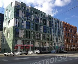 ЖК «Европа Сити»: снимок взят с форума