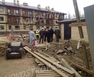 Малоэтажный ЖК «Черничная поляна»: из группы Вконтакте