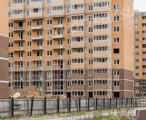 ЖК «Новое Янино»: ход строительства корпуса Г