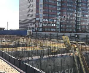 ЖК «Аннинский парк»: ход строительства корпуса 5