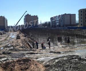 ЖК «Ново-Антропшино»: ход строительства корпуса 19 из группы Вконтакте