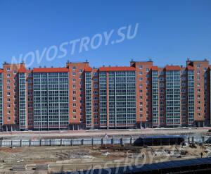 ЖК «Ново-Антропшино»: ход строительства корпуса 20 из группы Вконтакте
