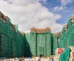 ЖК «Русский дом»: ход строительства