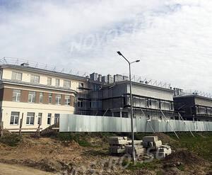 Малоэтажный ЖК «Петровская мельница»: ход строительства корпуса Д2