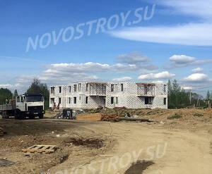 Малоэтажный ЖК «Петровская мельница»: ход строительства корпуса С6